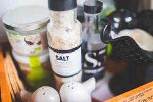 Chemicals, Additives, Salt and MSG